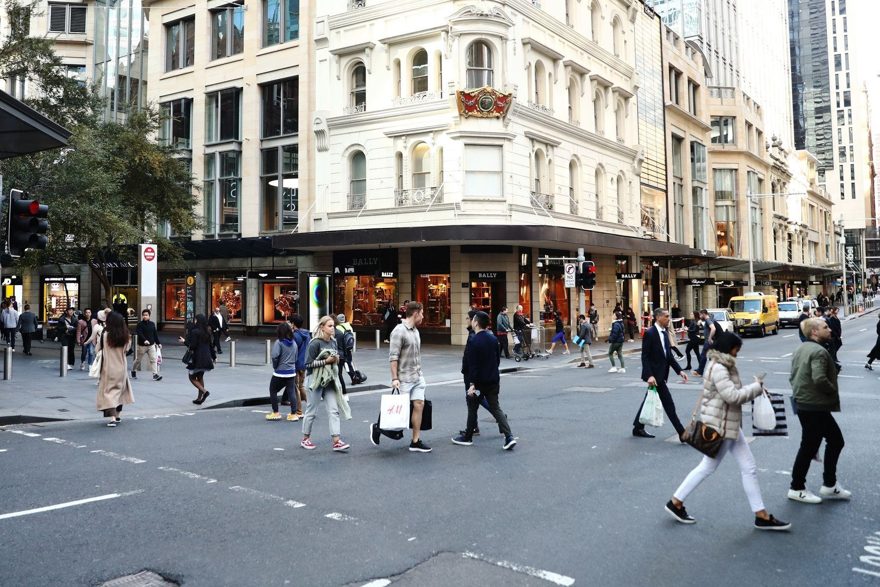 Australians Come Out of Lockdown and Spend Like Never Before
