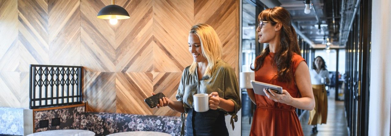 How landlords are meeting office demand with plug-and-play suites