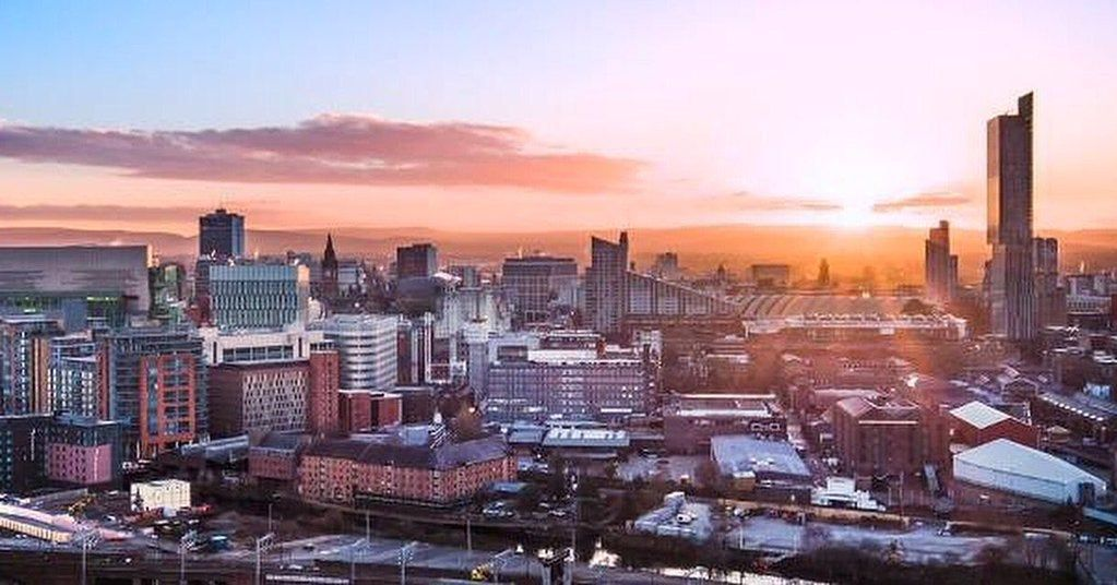 Manchester and Liverpool among top global locations for startups