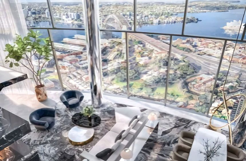 Perth, Gold Coast outpace Sydney's luxury homes