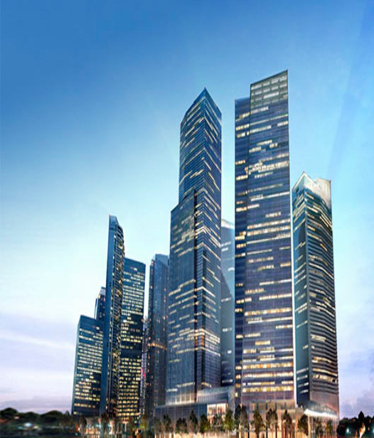 Singapore – Marina Bay Financial Centre