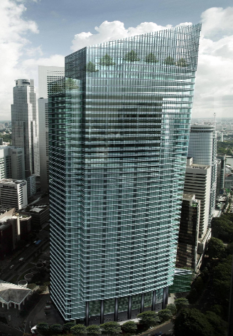 Singapore – Ocean Financial Centre