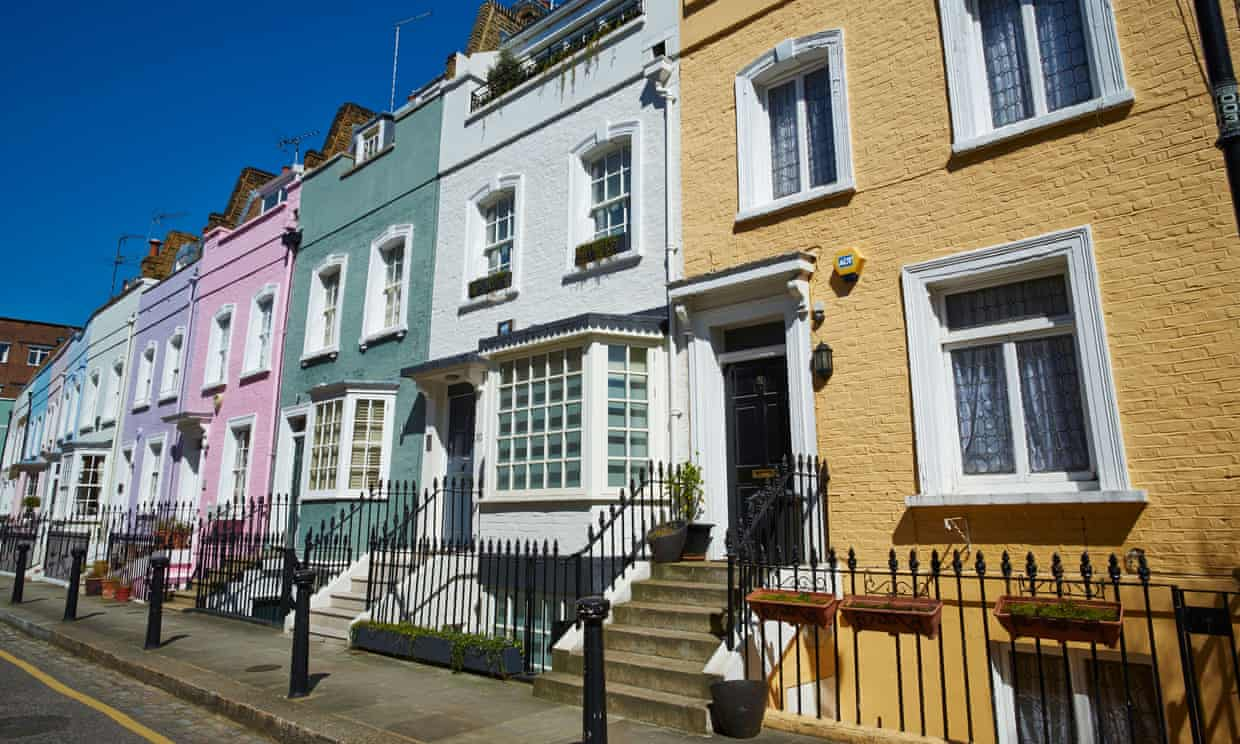 UK house prices rise at fastest rate since 2016