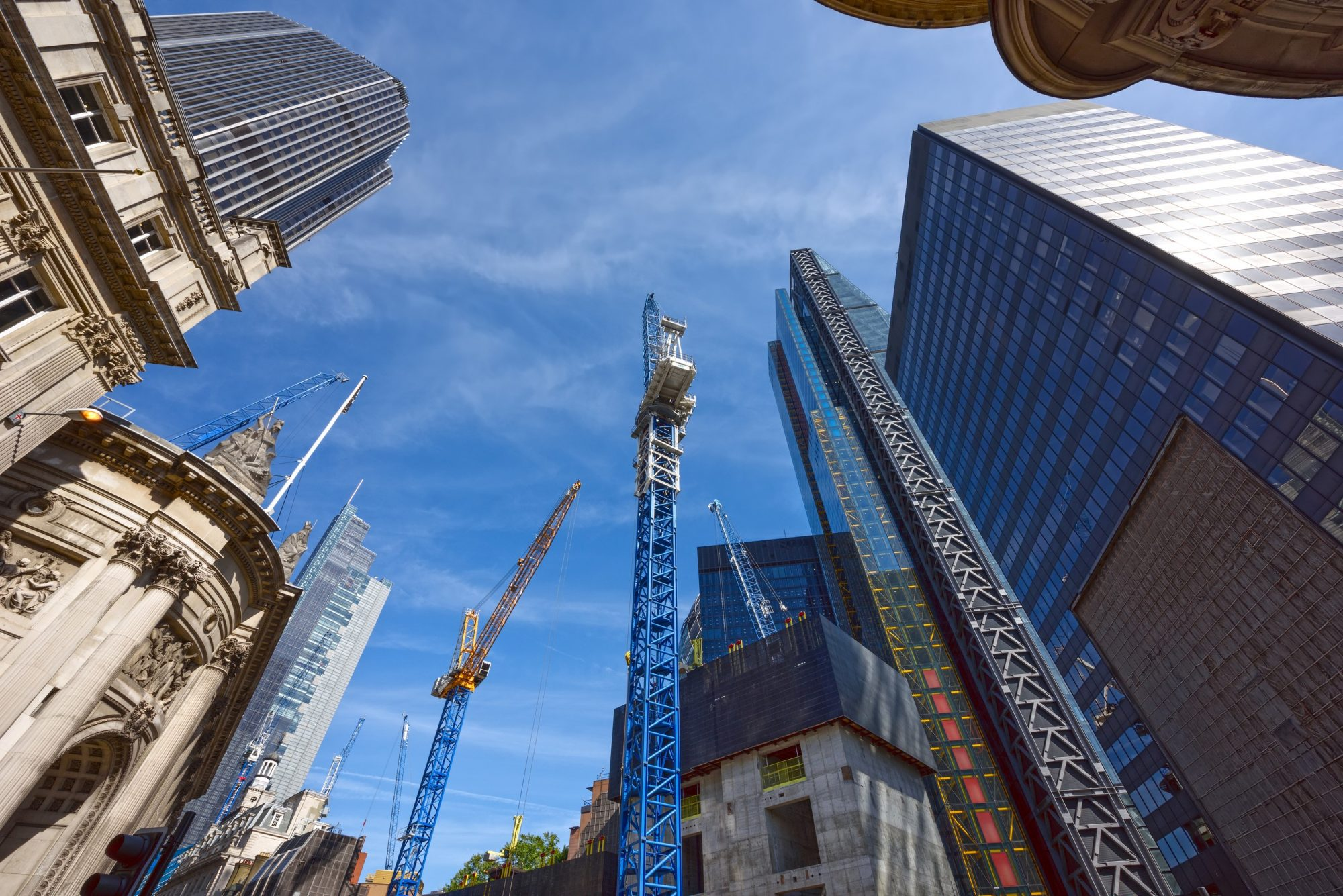 Construction in UK shows surprise acceleration in September