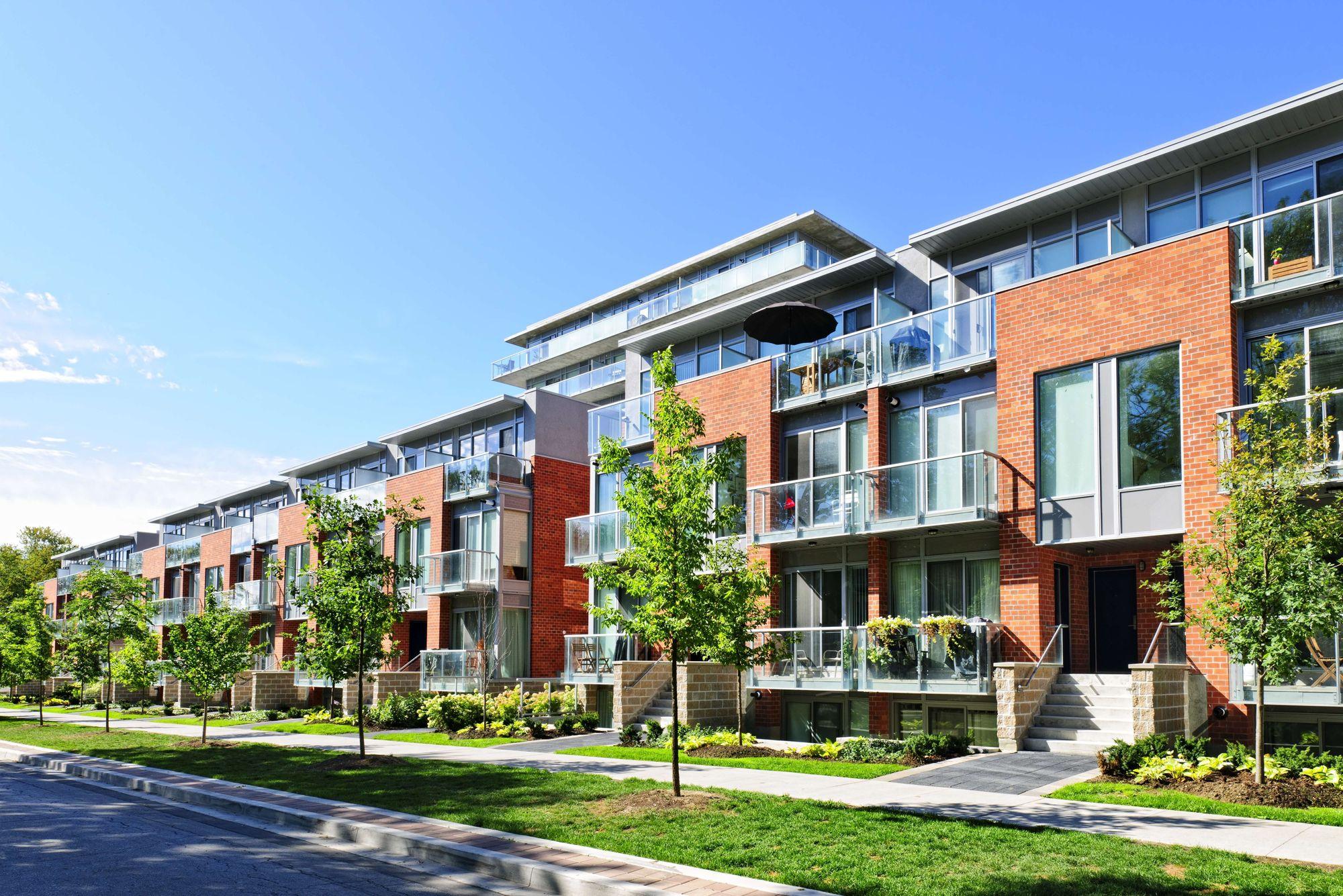 Condominium and Apartment