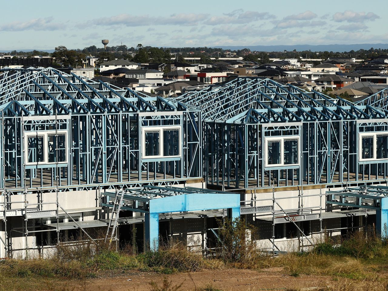 Australia's Housing Market Roars Back, Boosting Wealth and Construction