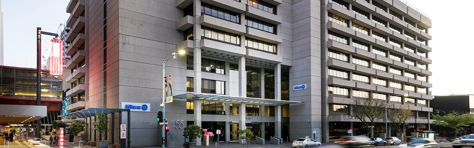 Suntec REIT - Australia Property, 55 Currie Street