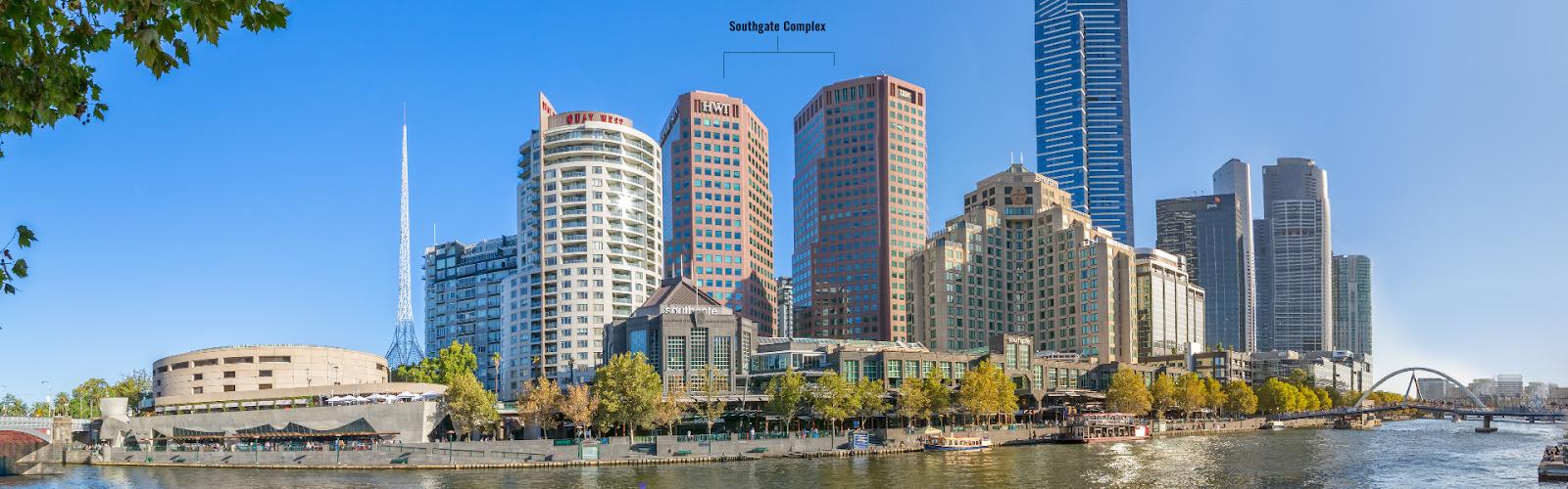 Suntec REIT - Australia Property, Southgate Complex
