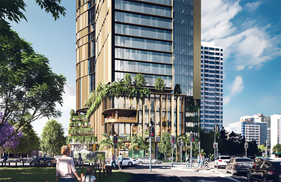 Charter Hall, QuadReal Partner On Brisbane Office Towers