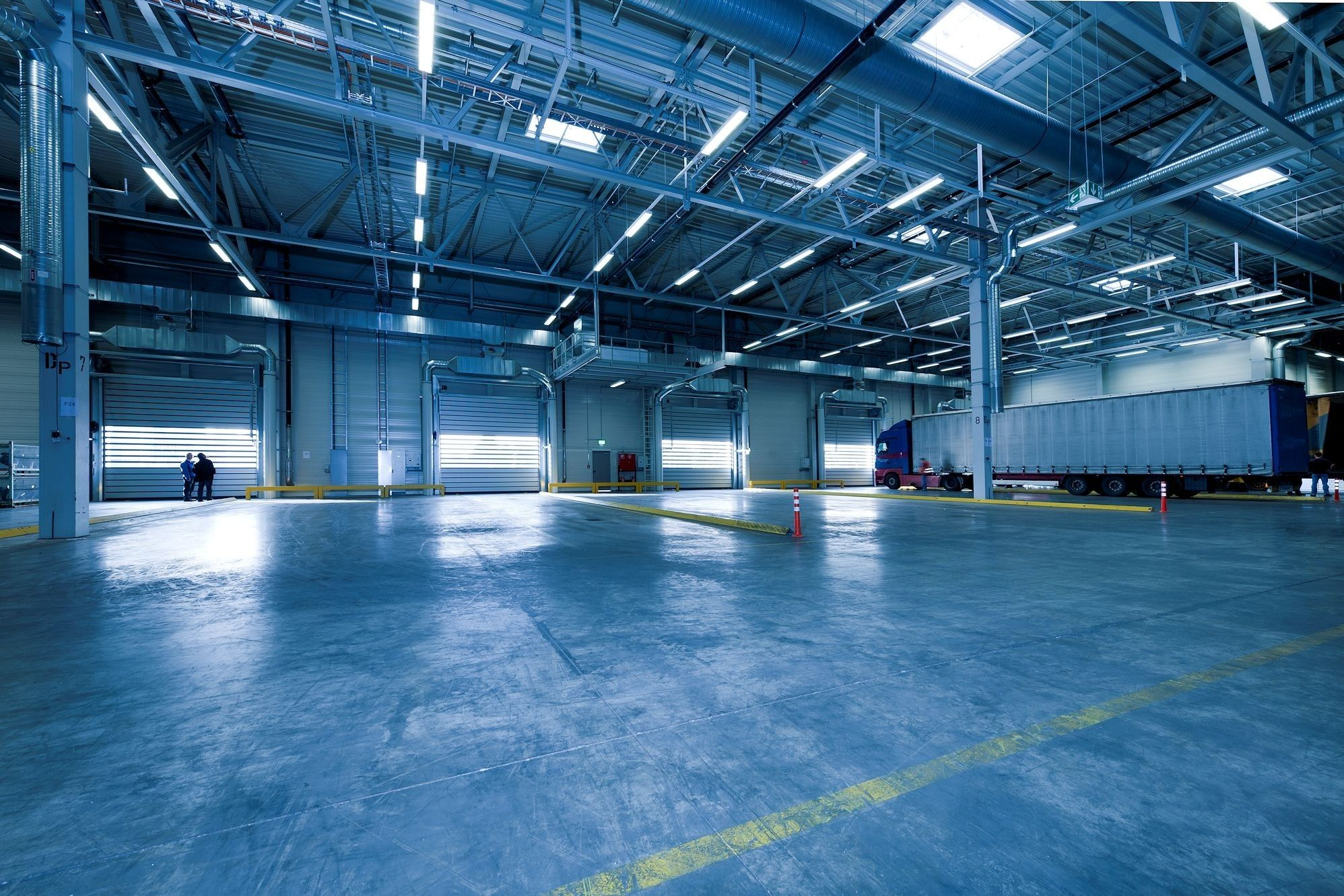 Diversify Through Industrial Real Estate Investment