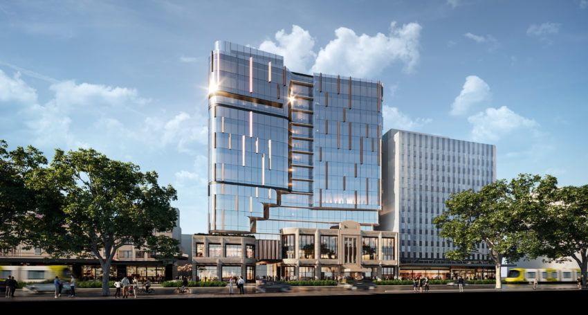 Confidence Builds in Adelaide Office Sector