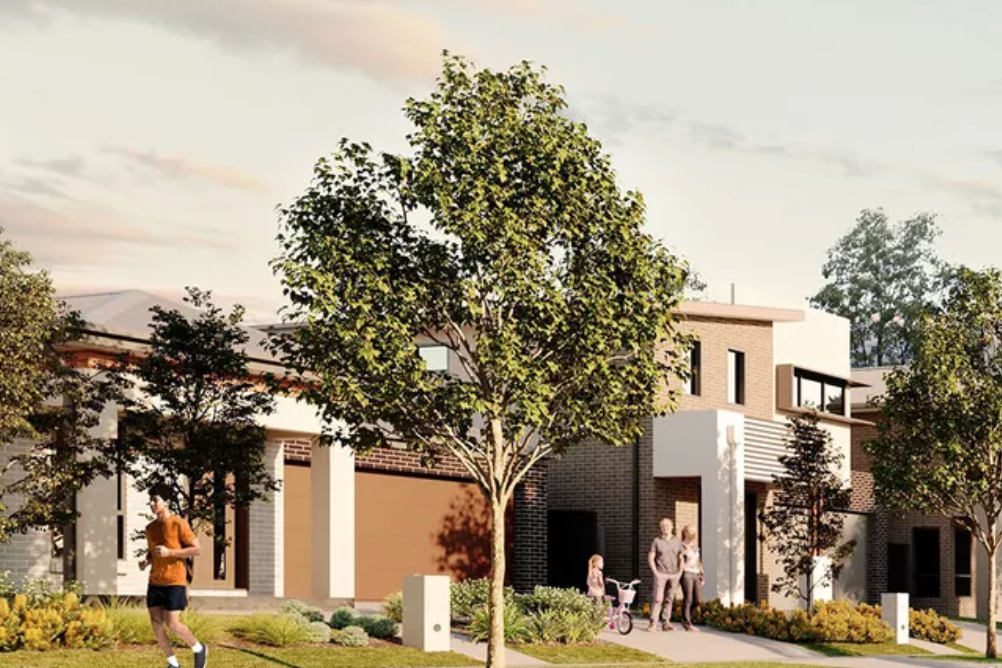 Lendlease Launches Second Western Sydney Estate