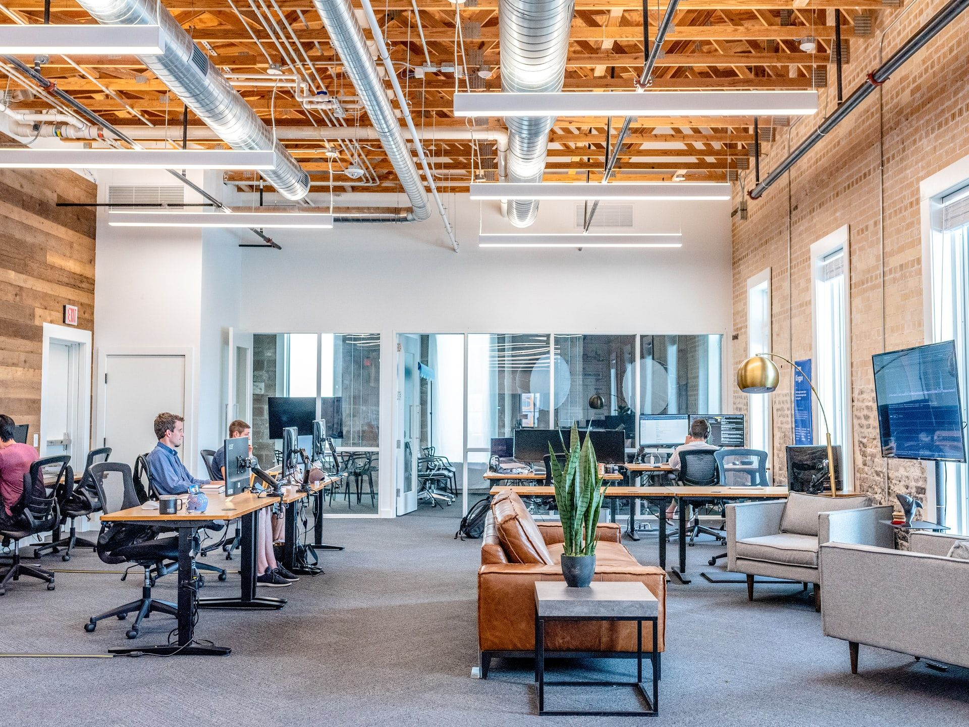 IWG Says Demand for Office Space Rising as UK Companies Plan for Hybrid Working