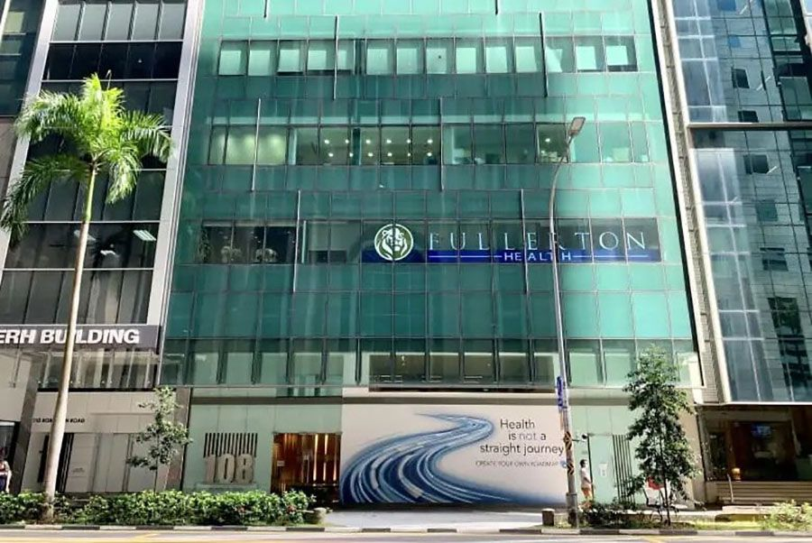 PGIM Real Estate Buys Office Building on Singapore's Robinson Road for S$107M