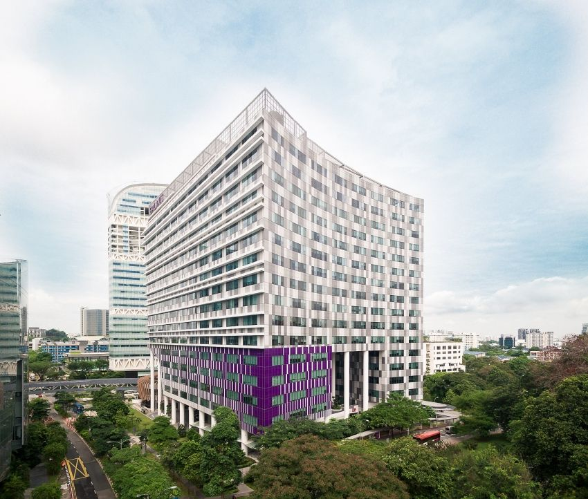 Ascendas REIT Buying 75% of Singapore Tech Park Building from CapitaLand for $400M