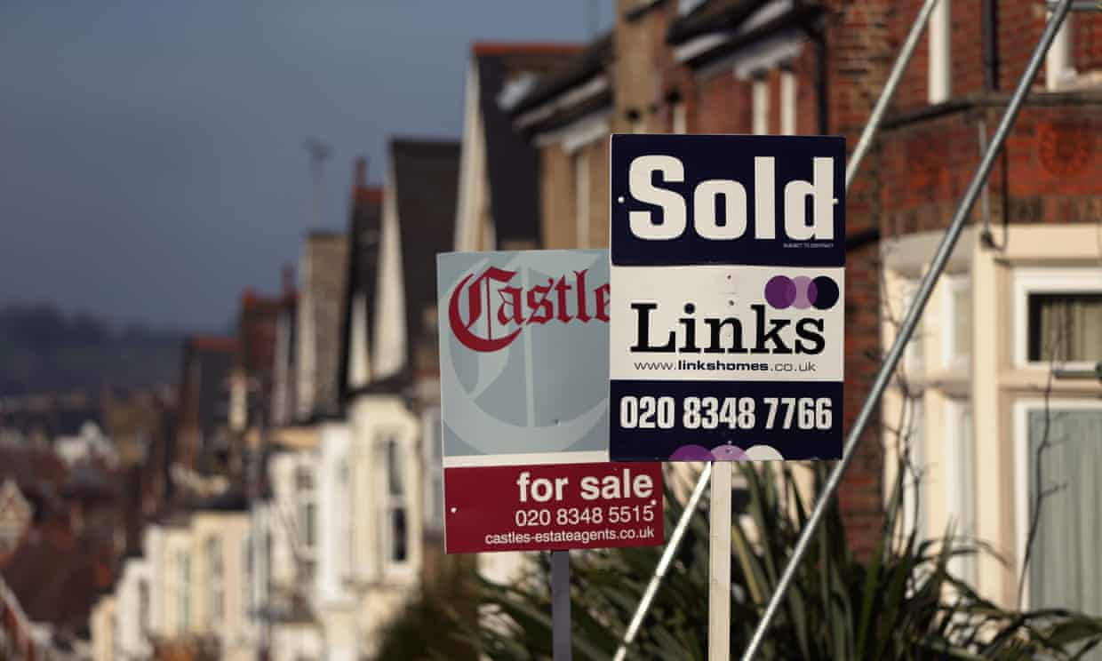 Nationwide Predicts UK House Prices Will Continue to Rise