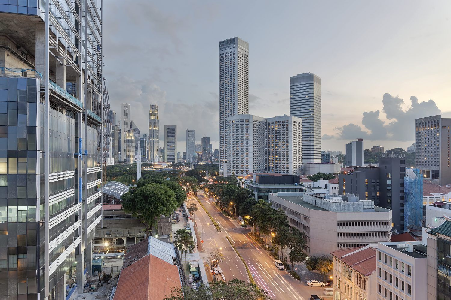 Singapore Commercial Property Market Activity leaps by 200%