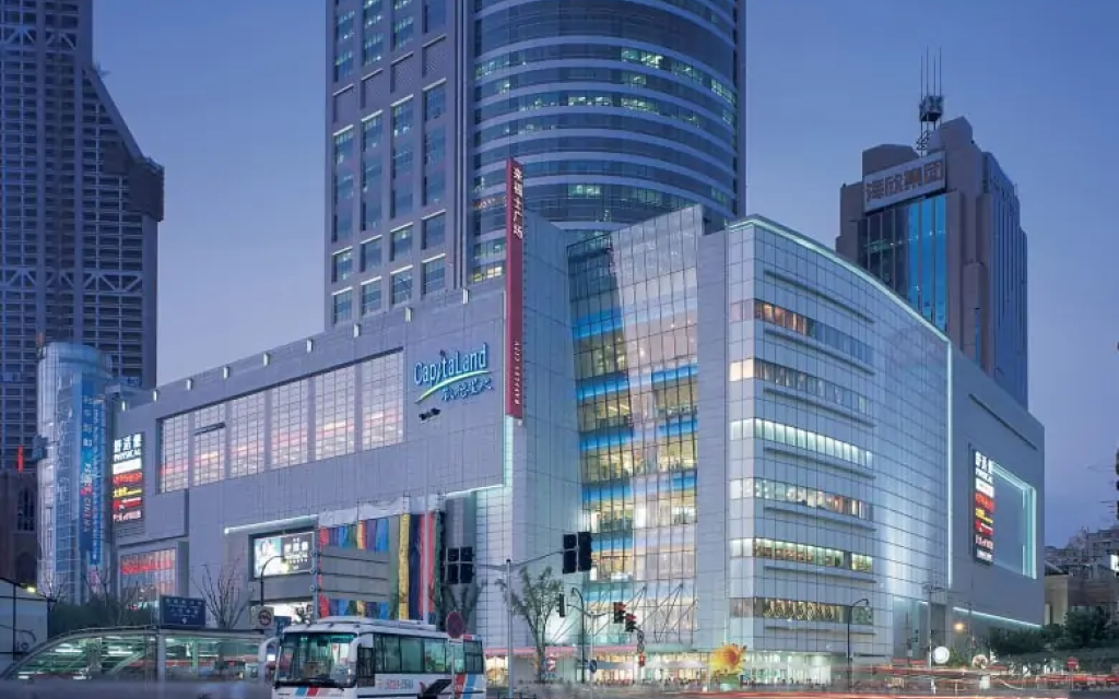 CapitaLand Selling Stakes in $7.2B China Raffles City Portfolio to Ping An