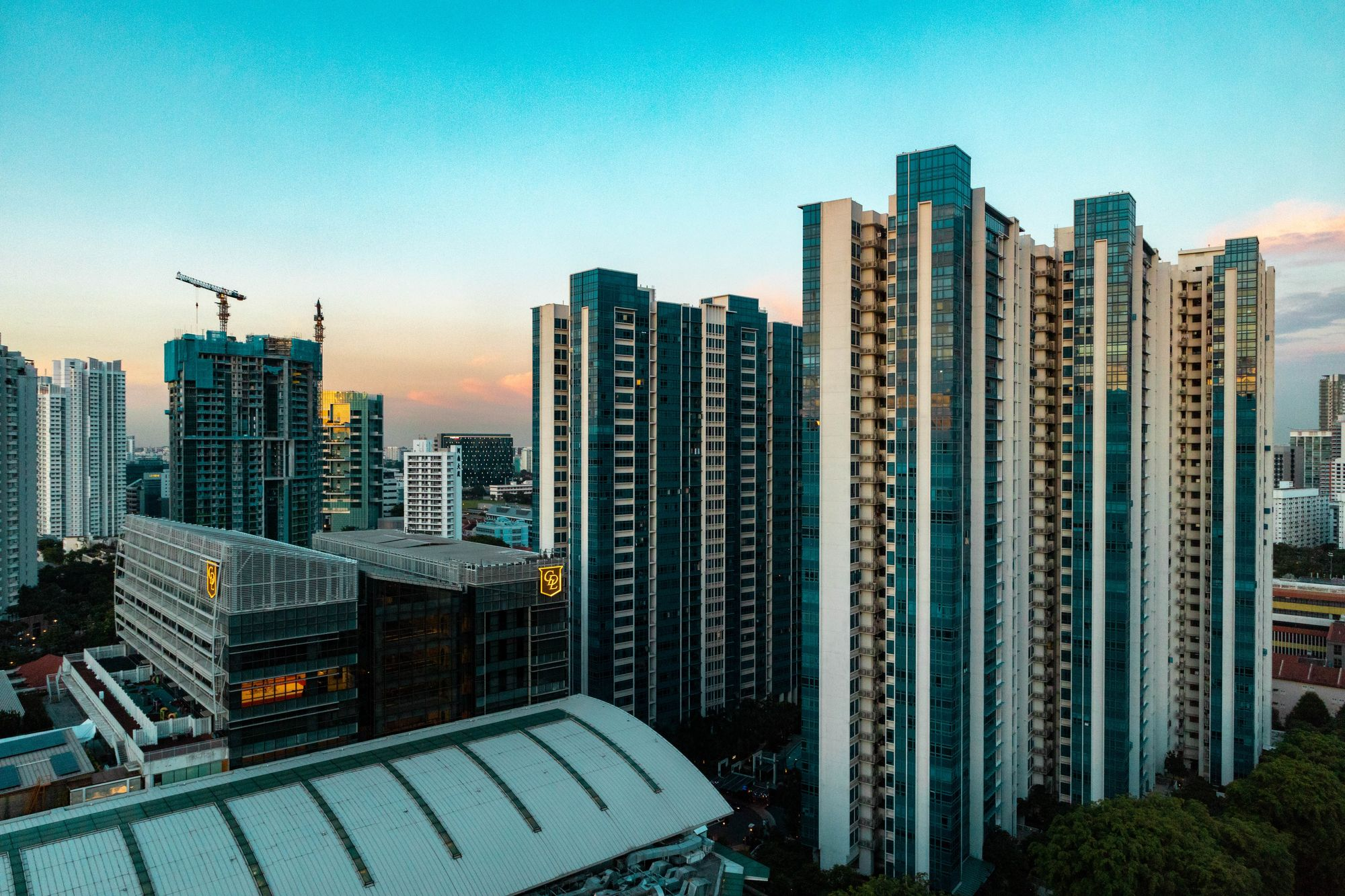 Housing Prices Continue Their Upward Ascent While Grade A Office Demand Gains Traction in Singapore