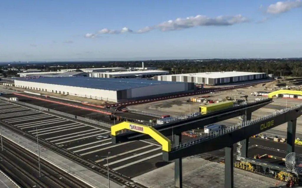 Logos and Partners Ink $1.7B Deal to Acquire Sydney's Moorebank Logistics Park