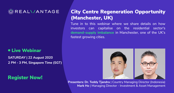 City Centre Regeneration Opportunity (Manchester, UK)