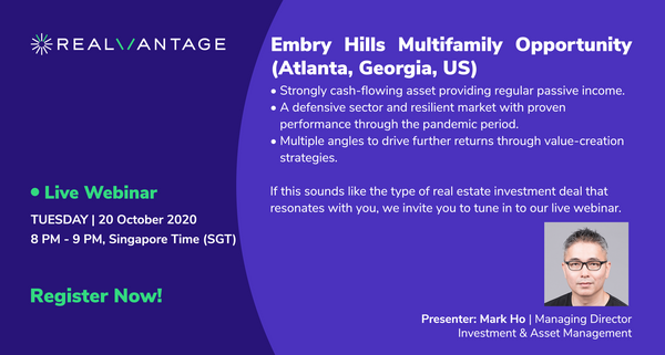 Embry Hills Multifamily Opportunity (Atlanta, Georgia, US)